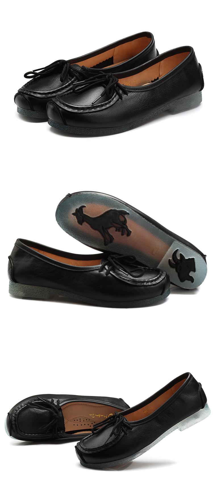 鞋系带软底个性民族风复古休闲女鞋
