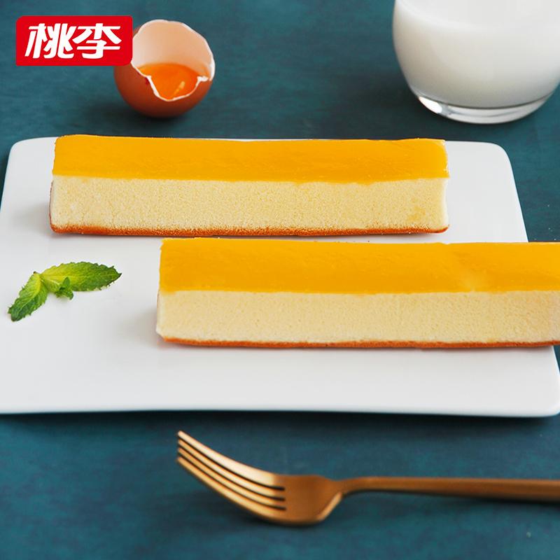 20天保鲜期 桃李 半熟厚切乳酪芝士蛋糕 390g