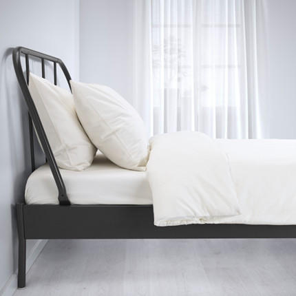 Intimate IKEA Kepada Bed Frame Wrought Iron Simple European Style Single