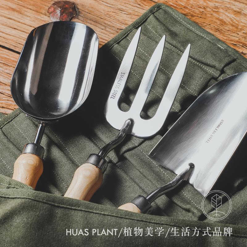 Садовые инструменты комплект Выемка грунта 3 накладки Комбинированная лопата