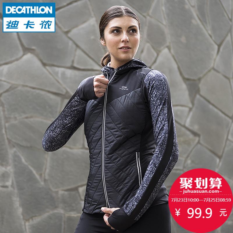 Decathlon cửa hàng flagship thể thao đơn vest nữ ngoài trời thường chạy thể dục vest RUNW