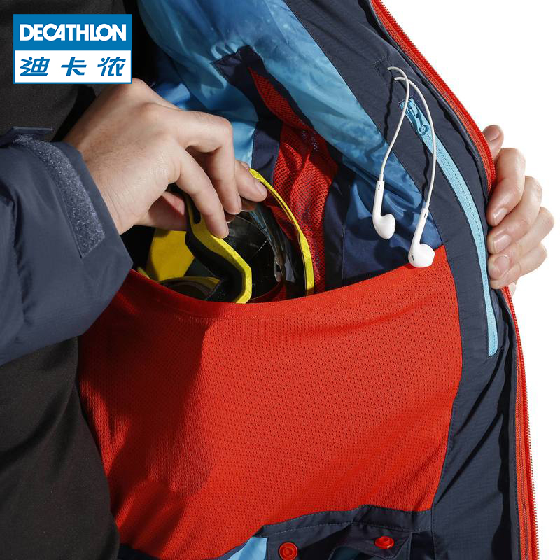 e99cb4deba847 ... Ski Backpack Decathlon The Skiing