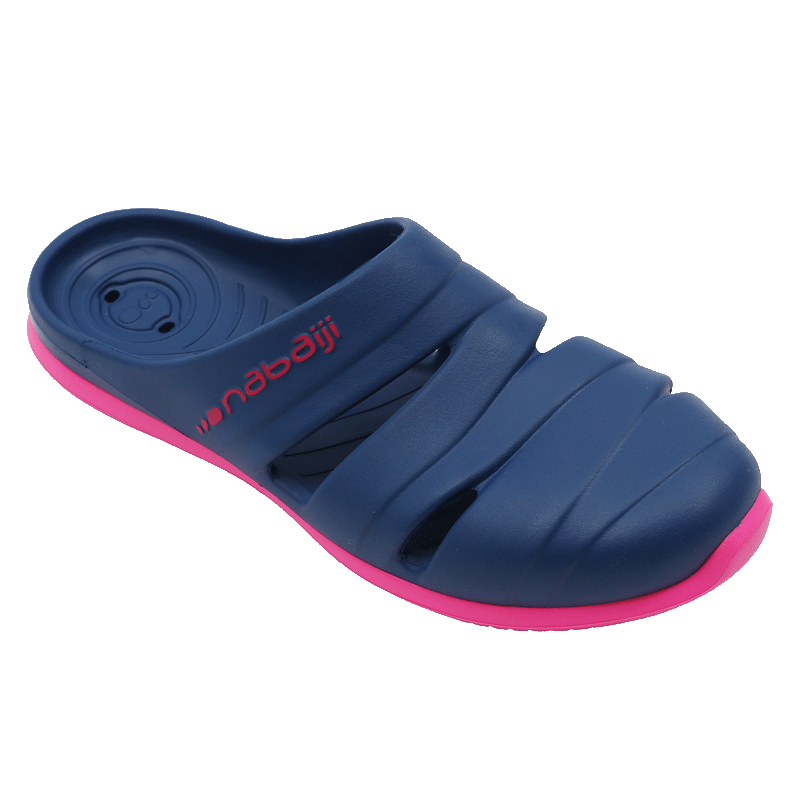 bf857aaf3 Decathlon pool slippers summer swimming wear non-slip drainage comfortable  light female indoor NAB E