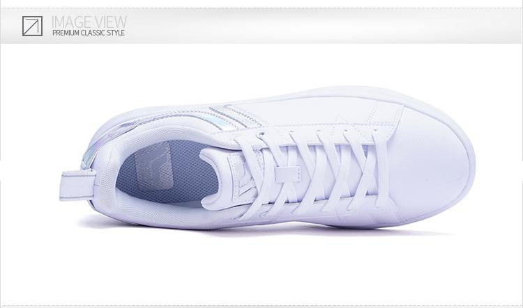 特步 专柜款 女子秋冬板鞋 林更新同款潮流π鞋983418315773-