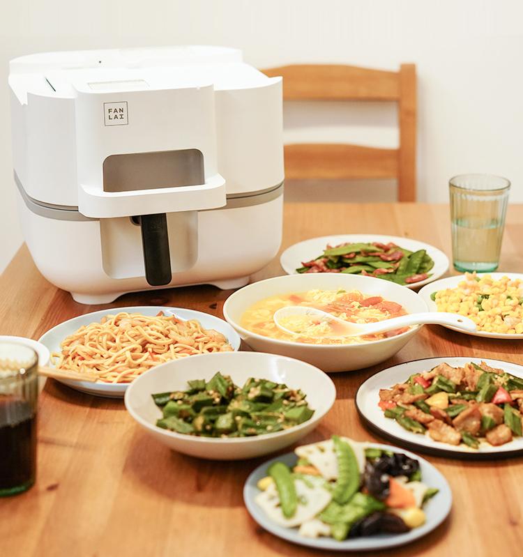 饭来 17F2 云端AI智能 全自动烹饪机 炒菜机 天猫优惠券折后¥999包邮(¥1599-600)