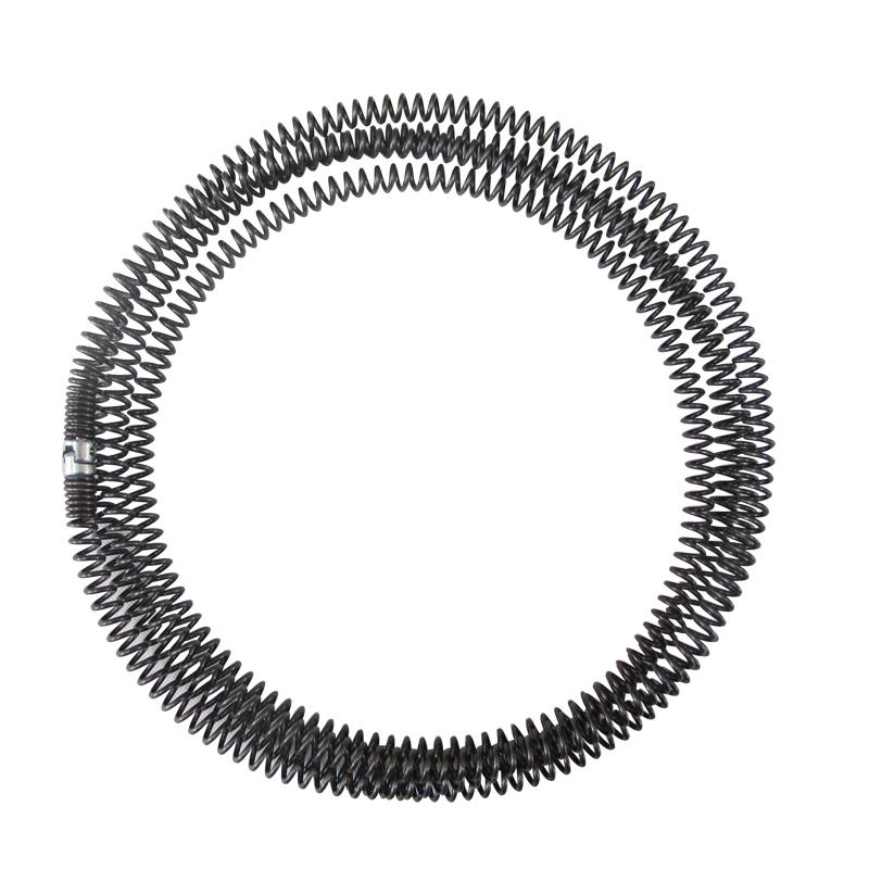 包邮 平安大通管道疏通机专用配件 16mm弹簧 软轴 钢索 鞭1.0Kg