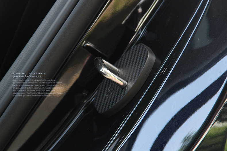 Ốp bảo vệ móc cửa và bản lề Volkswagen Tiguan 2018- 2020 - ảnh 22