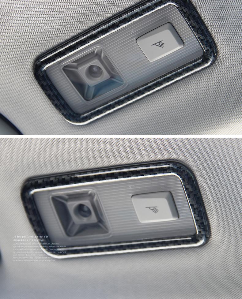 Ốp trang trí đèn đọc sách phía sau Volkswagen Tiguan 2018- 2020 - ảnh 12