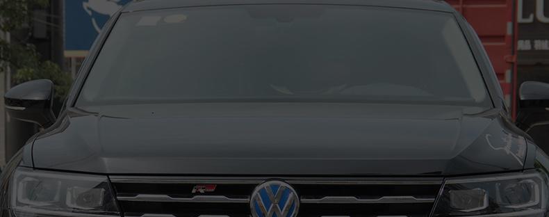 Thanh ốp cản trước Volkswagen Tiguan 2017- 2020 - ảnh 7