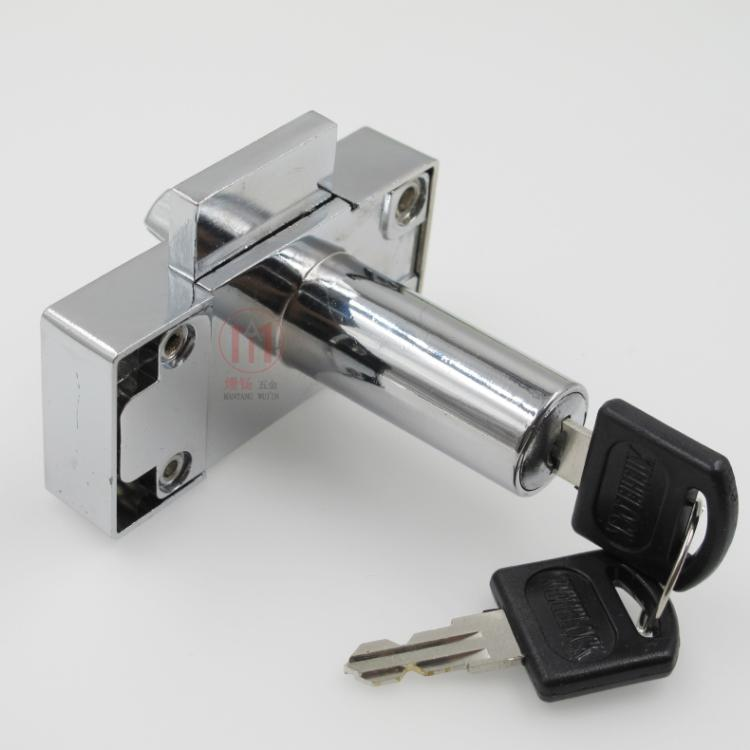 Beau XIEHE:339 42mm Extended Lock Cylinder Drawer Lock Invisible Door Sliding Door  Lock Aluminum