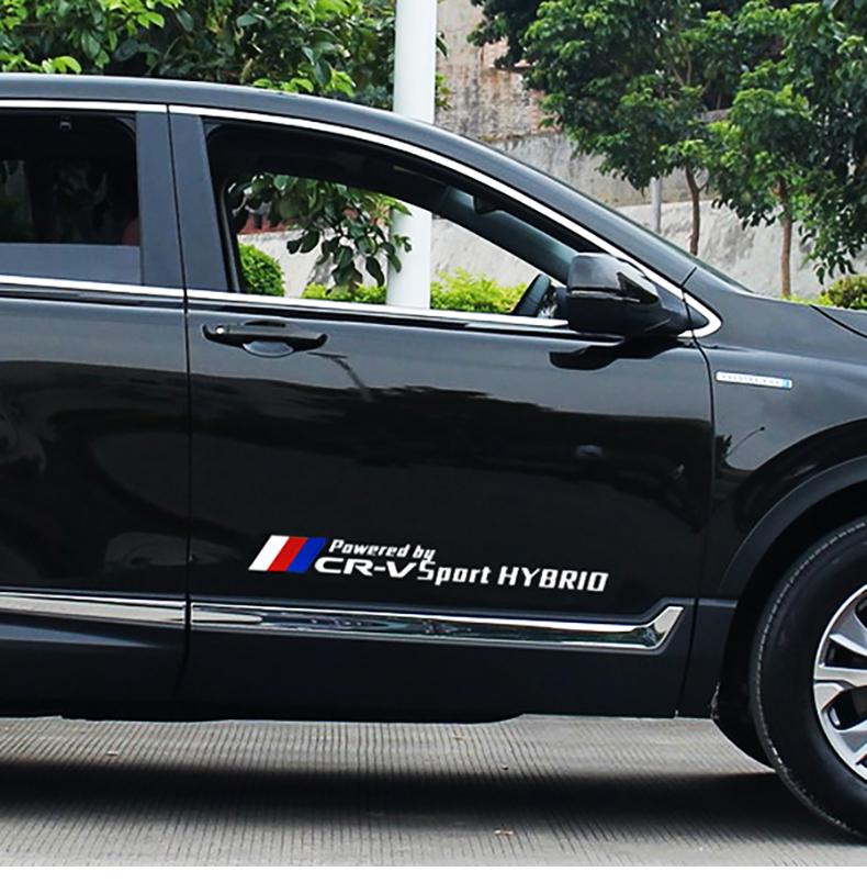 Tem dán trang trí xe Honda CRV - ảnh 15