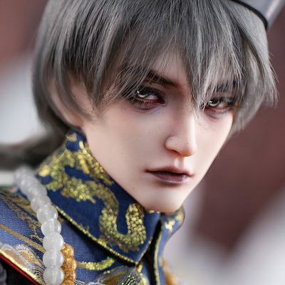 taobao agent RingDoll Ring Humanoid Tatsumi Zombie Uncle SD Uncle Body BJD Doll Original Genuine Limited Male