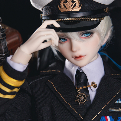 taobao agent Ringdoll ring human form Sinopaz green ghost military uniform official genuine BJD doll SD male 3 points