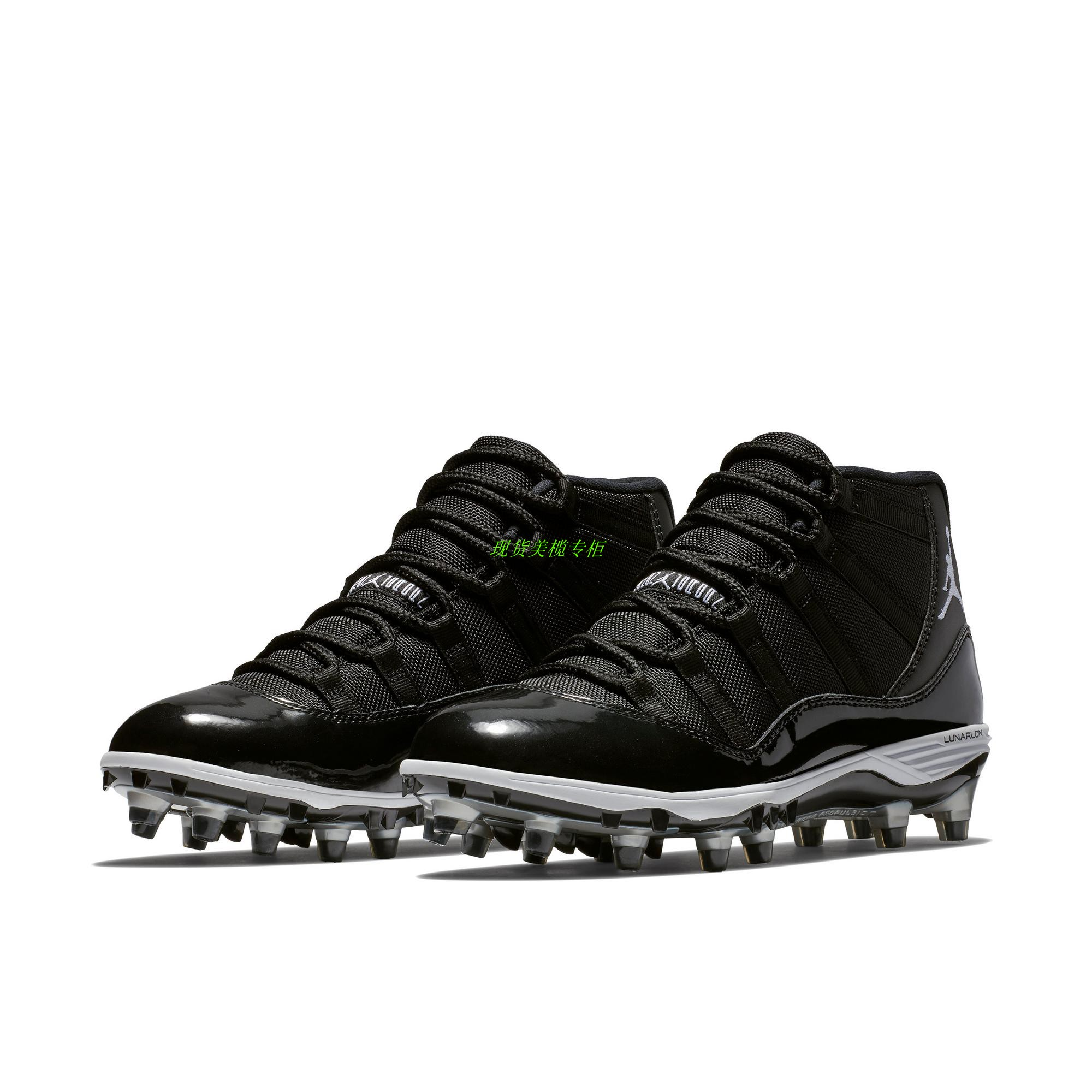 pretty nice d1c96 bb0f0 Authentic with a shoebox]AJ XI Football Cleats Jordan 11 generation  American football shoes NFL class