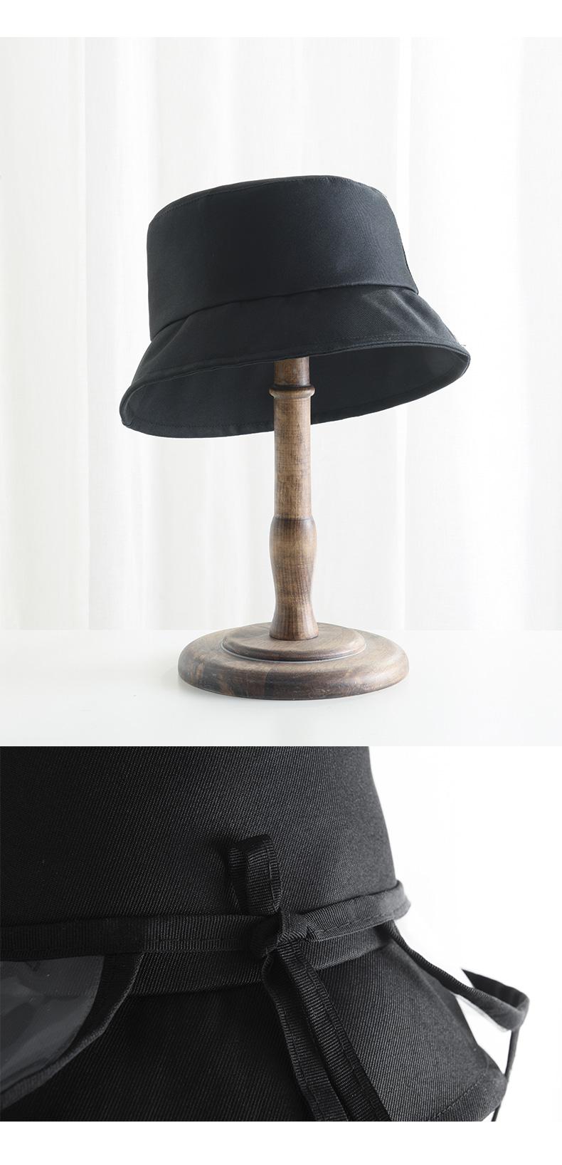 防疫商品 可拆卸防飛沫漁夫帽 防疫 防飛沫紫外線遮陽帽 遮陽帽 創意商品 帽子 防曬 遮陽 夏天必備 防疫隔離罩 防護帽