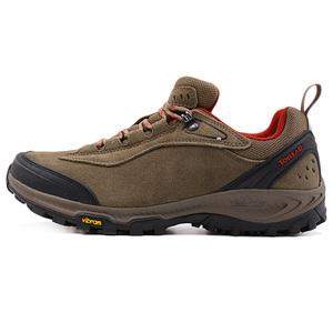 探路者登山鞋 秋冬户外男女款防滑耐磨徒步登山鞋KFAF91309/92309