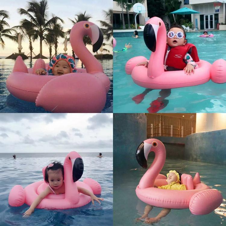 Ребенок плавательные круги ребенок белый лебедь сильный птица плавать круг дети ребенок крепления милый ребенок сиденье 0-3 лет