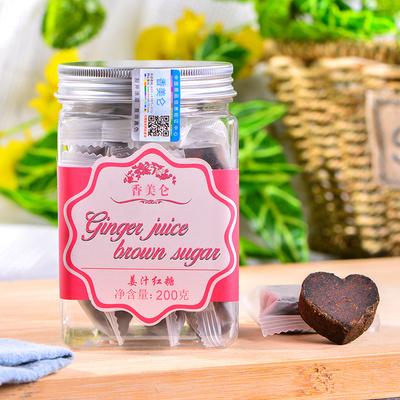 【第二件0元】香美仑红糖姜茶共400g