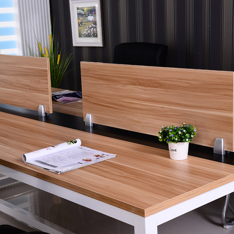 USD Conference Table Long Desk Desk Simple Modern Person - 4 person conference table