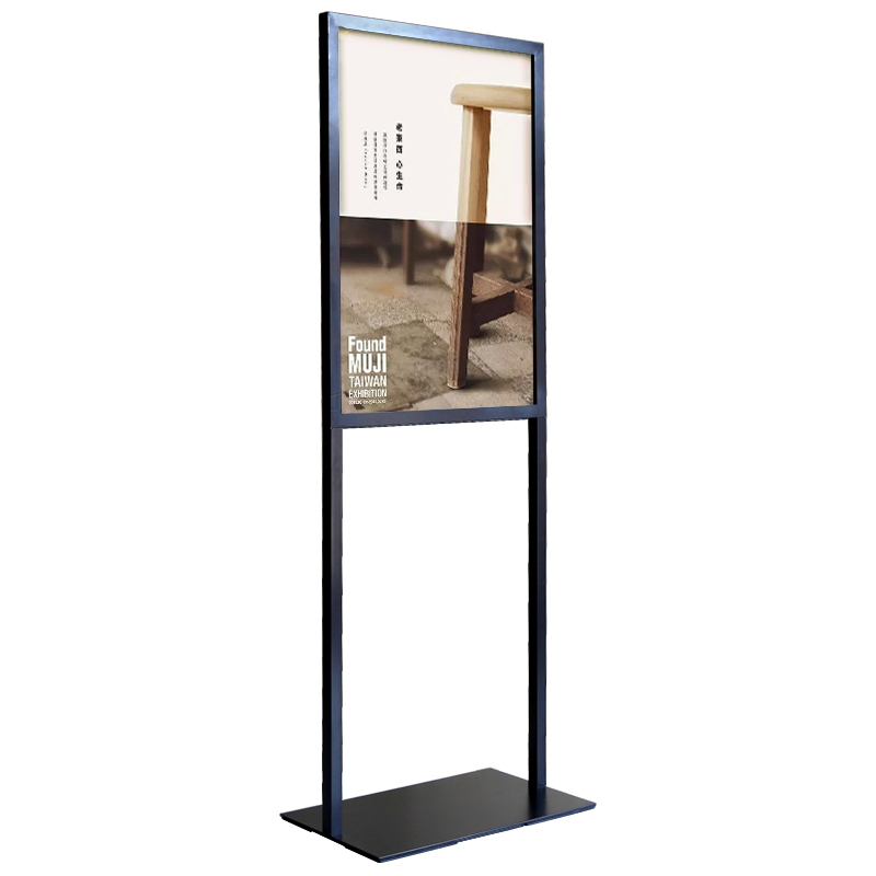Exhibition Stand Advertising : Usd mall advertising shelf vertical shop door display stand