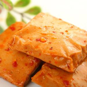 【拍2件】好巴食鱼豆腐香辣小零食休闲豆腐