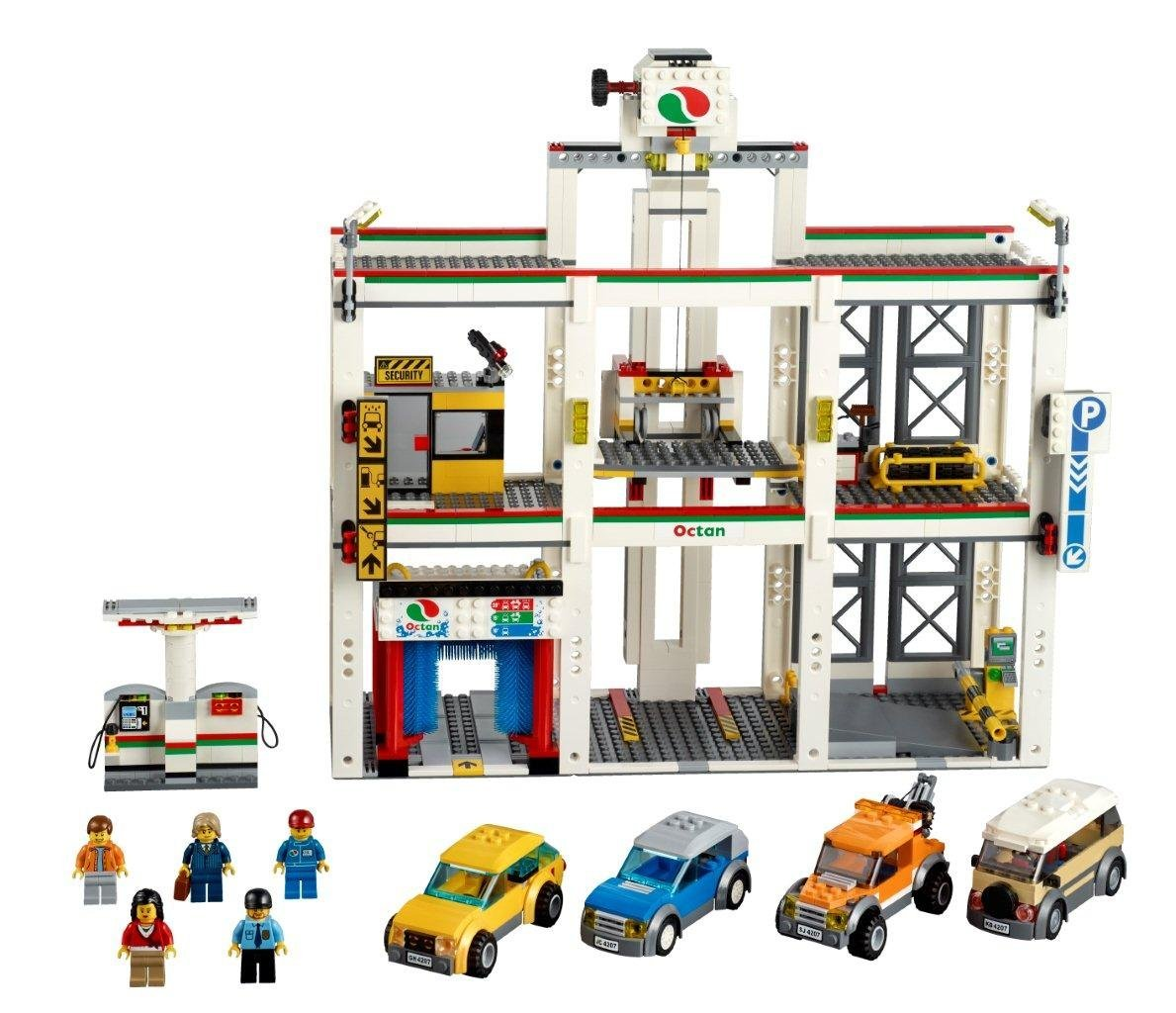 City Garage Lego 4207 Compatible B End 11222019 1121 Am