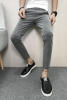 Net Red With The Same Spiritual Social Guy Summer Thin Nine Big Pants, Men's Pants, Casual Pants