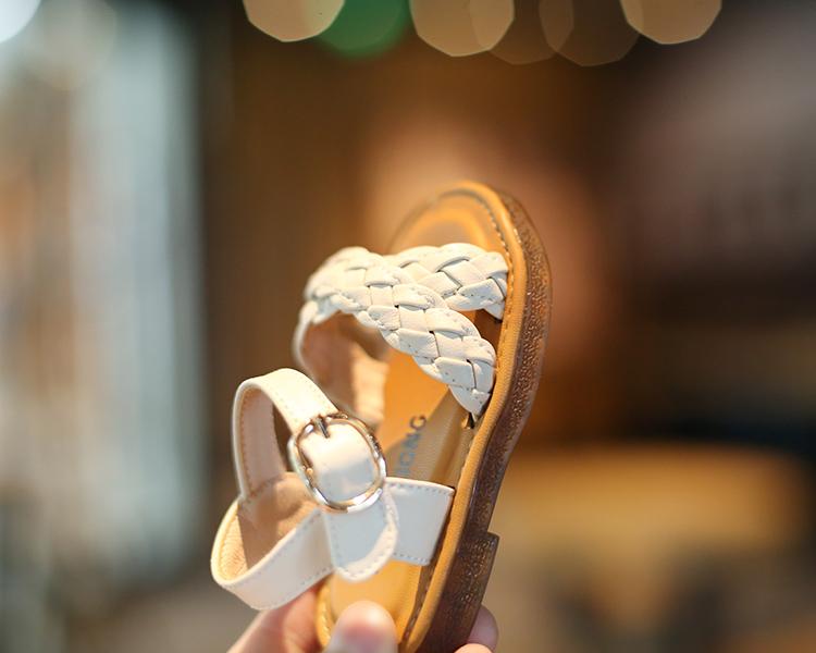 女童凉鞋婴儿鞋子夏季儿童一岁婴儿公主鞋小童软底学步幼童鞋详细照片