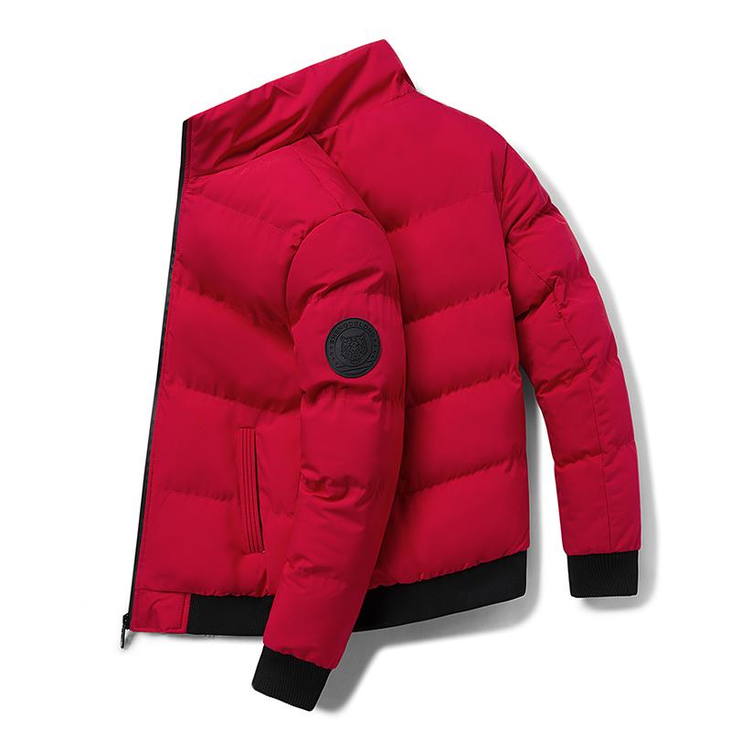 【森马】ins爆款保暖棉衣男装休闲外套
