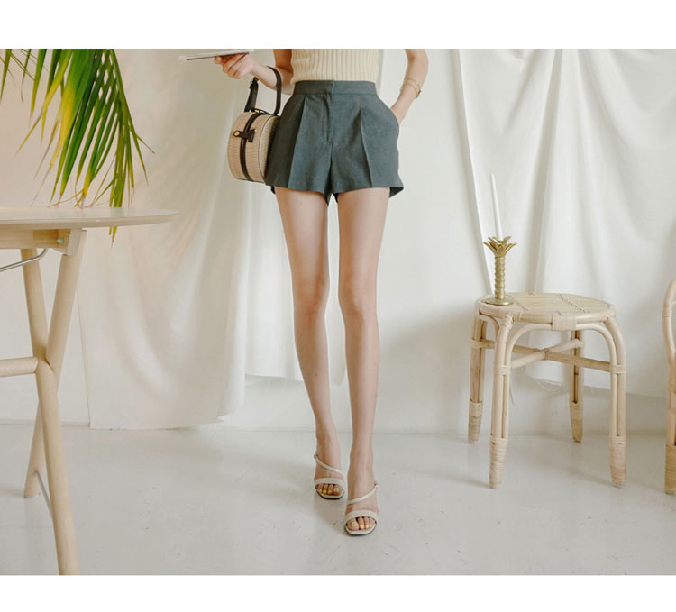 Shorts - Ensemble Veste/Short Euria