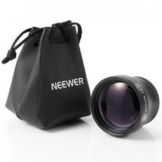 Телеконвертер Neewer 37MM 2.0X HD1000C XR500E