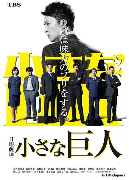 小小的巨人完结 2017春节日剧 HD720P 迅雷下载