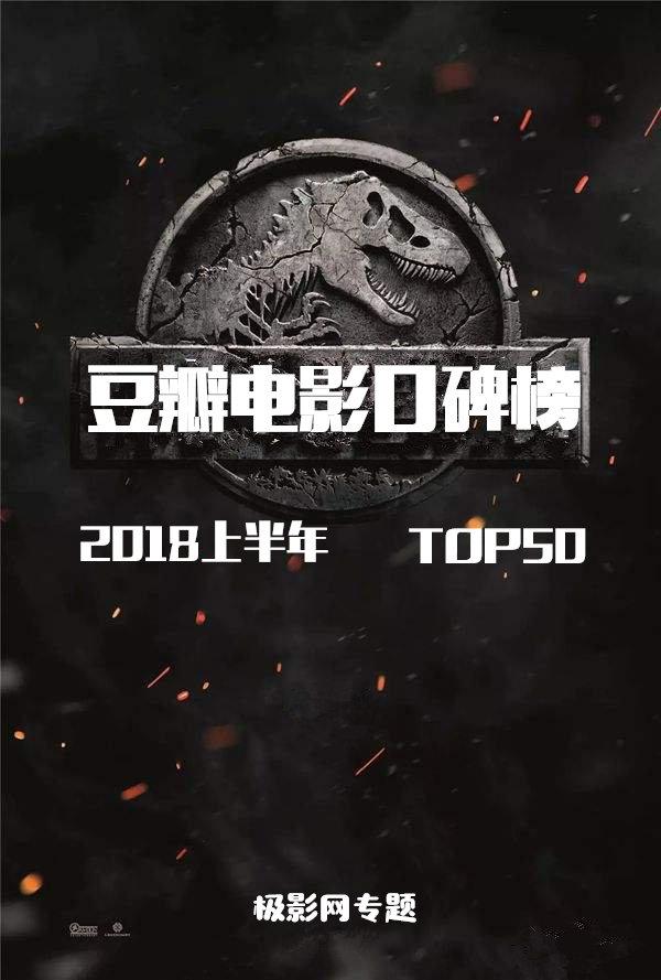 2018上半年豆瓣电影【口碑榜】Top 50