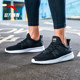 Anta running shoes official website flagship men's casual shoes 2019 winter new student running shoes black male sports shoes