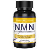 美国艾万克 NMN12000NAD+抗生命衰老基因修复β烟酰胺单核苷酸CX 60粒 券后99元包邮