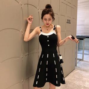 實拍 韓版chic修身女裝時尚潮流針織短袖