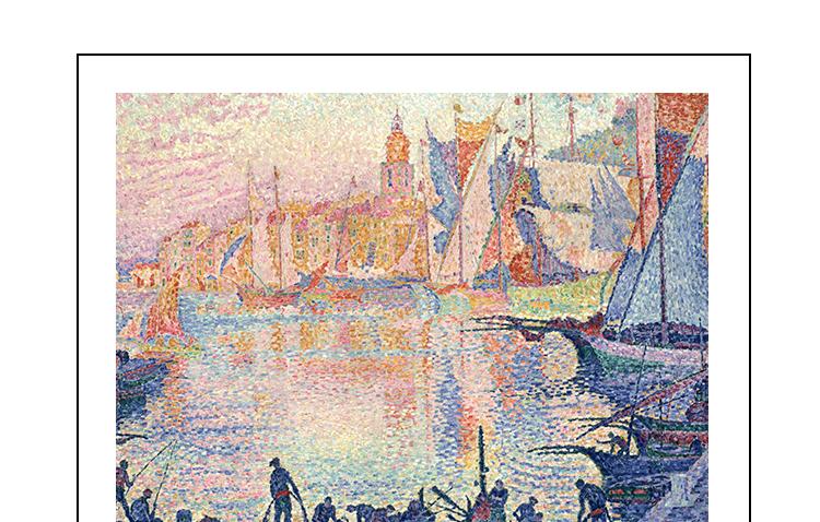 西涅克 高清油画图片素材电子版教学临摹打印喷绘参考大图装饰画插图(1)
