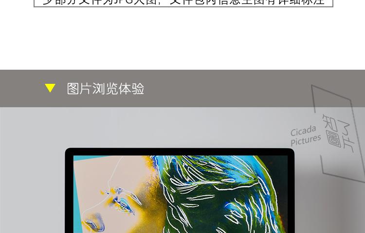 安迪沃霍尔高清电子版图片版画波普艺术教学临摹喷绘装饰画芯素材插图(15)