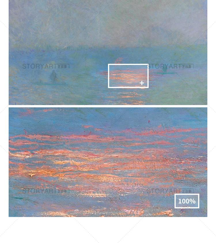 印象派画家油画素材合集 莫奈梵高马奈德高雷诺阿作品集 高清超清插图(8)