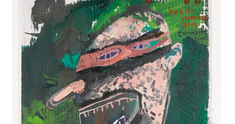 格罗蒂扬油画高清素材电子版现代抽象几何临摹喷绘打印素材作品集插图(8)