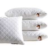 Antibacterial Cotton Single Pillow