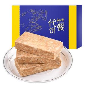 初吉 压缩饼干 480g 0糖低卡 含乳清蛋白 主图