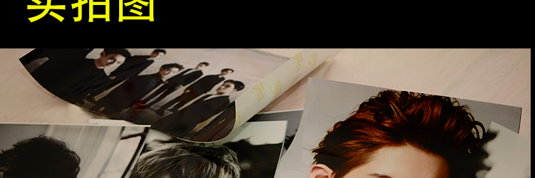 BIGBANGs welcoming collection 權志龍 top勝利海報高清照片