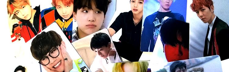 Red Velvet 紅色天鵝絨迷你, Summer Magic 周邊水晶卡貼