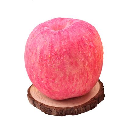 烟台苹果水果新鲜脆甜当季非冰糖心箱5斤10斤批发山东栖霞红富士的图片来自淘券快报,领券宝