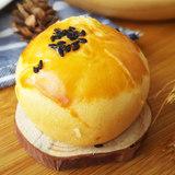 卡芙蕾 傳統手工海鴨蛋黃酥零食60g*4個 券后12.9元起包郵