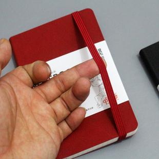 迷你手帐A6口袋本方格空白笔记本