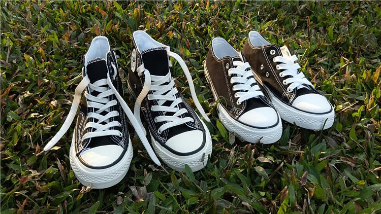 超in的神仙国货鞋-帆布鞋,到手的惊喜