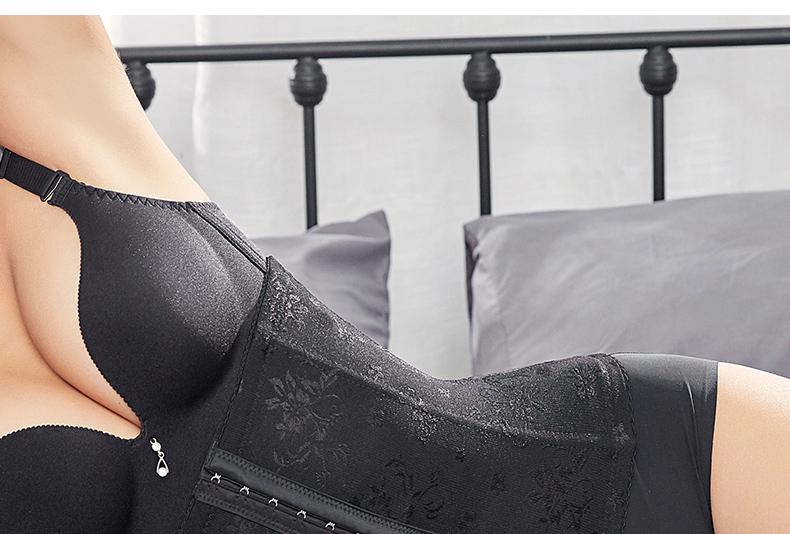 束腰带女瘦身瘦腰绑带塑腰燃脂薄款腰封束腹神器塑身衣产后收腹带商品详情图