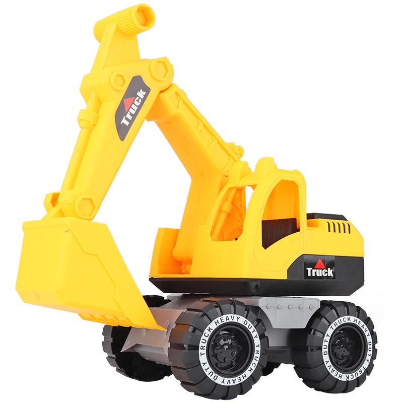 【杰贝煌】挖掘机仿真工程车玩具-秒客网